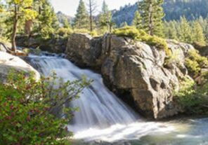Lake Tahoe has hiking for every level, ranging from flowing waterfalls to High Alpine terrain, that offer jaw-dropping views as well as gentle wildflower strolls. Squaw Valley has put together a handy guide with some of its favorite hiking destinations.