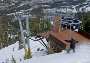 Sugar Bowl ski resort has lots of excellent terrain that's suitable for any level skier or rider.