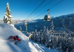 This makes Whistler a fantastic place for a Christmas-New Year's ski trip – or perhaps something even earlier.